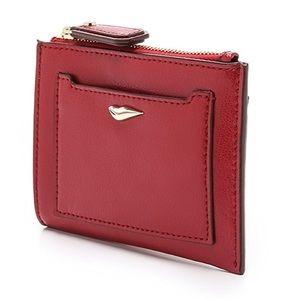 Diane Von Furstenberg Accessories - DIANE von FURSTENBERG Good Fortune Mini Card Case